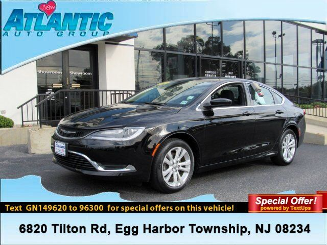 2016 Chrysler 200 Limited Egg Harbor Township NJ