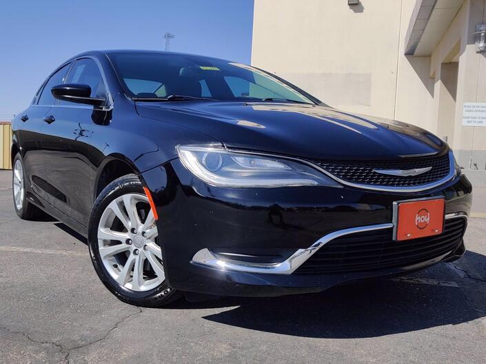 2016 Chrysler 200 Limited El Paso TX