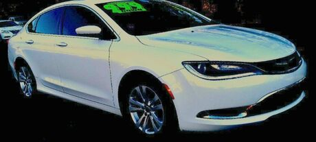 2016 Chrysler 200 Limited Gainesville FL