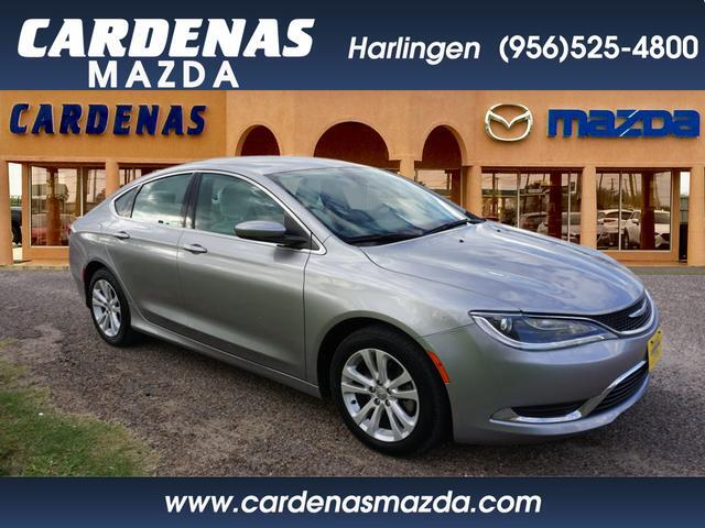 2016 Chrysler 200 Limited Harlingen TX