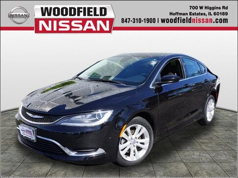 2016_Chrysler_200_Limited_ Hoffman Estates IL