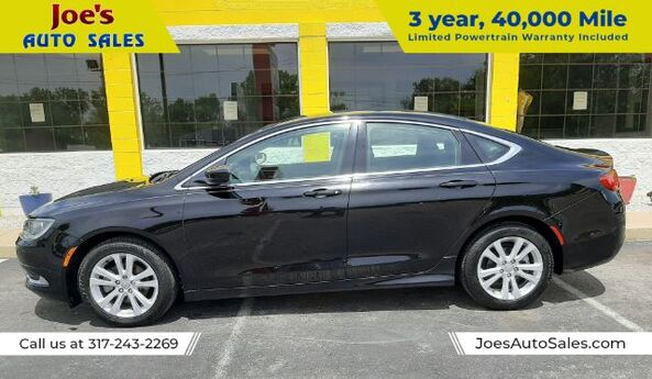 2016 Chrysler 200 Limited Indianapolis IN