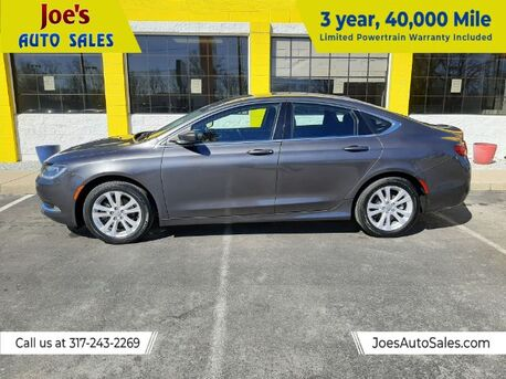 2016_Chrysler_200_Limited_ Indianapolis IN
