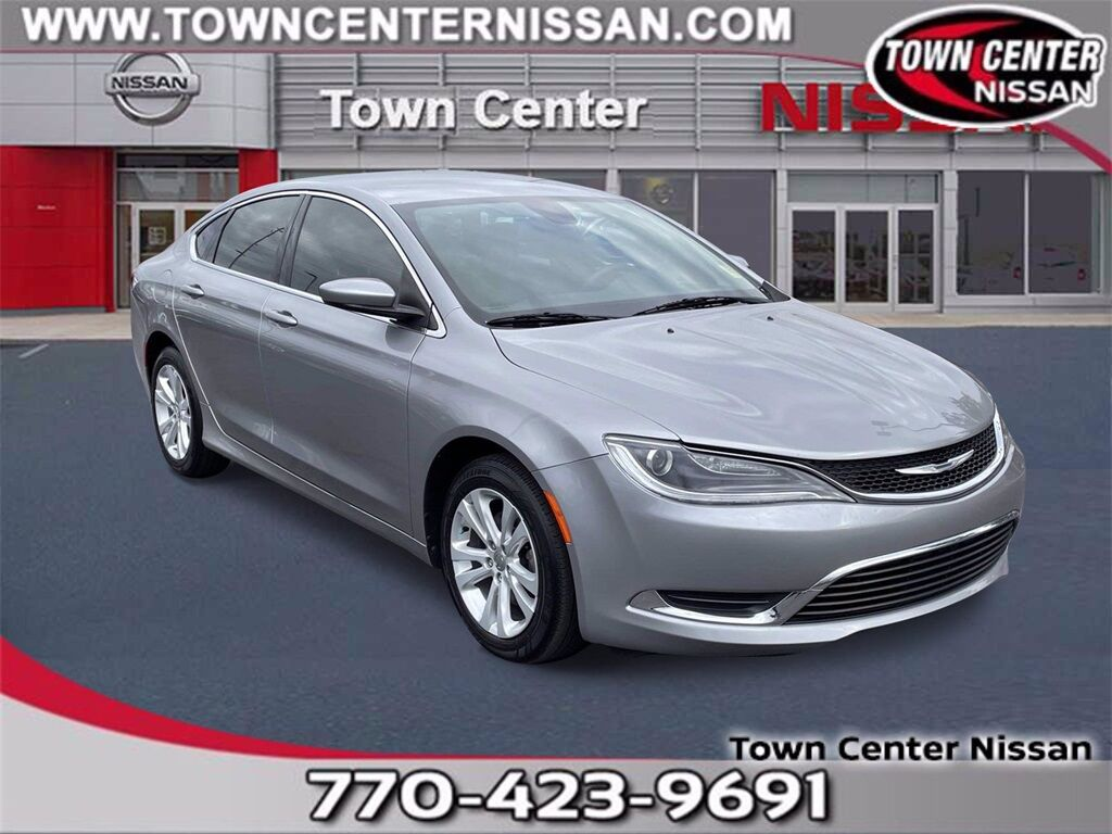 2016 Chrysler 200 Limited Kennesaw GA
