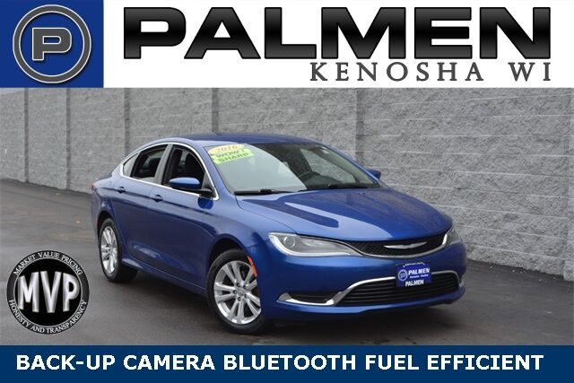 2016 Chrysler 200 Limited Kenosha WI