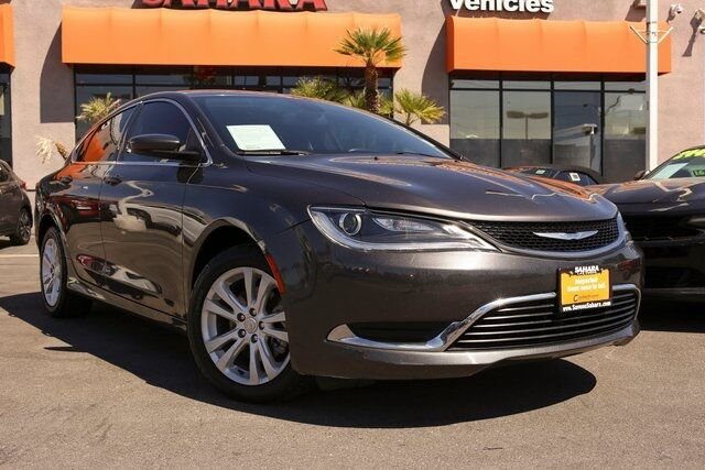 2016 Chrysler 200 Limited Las Vegas NV