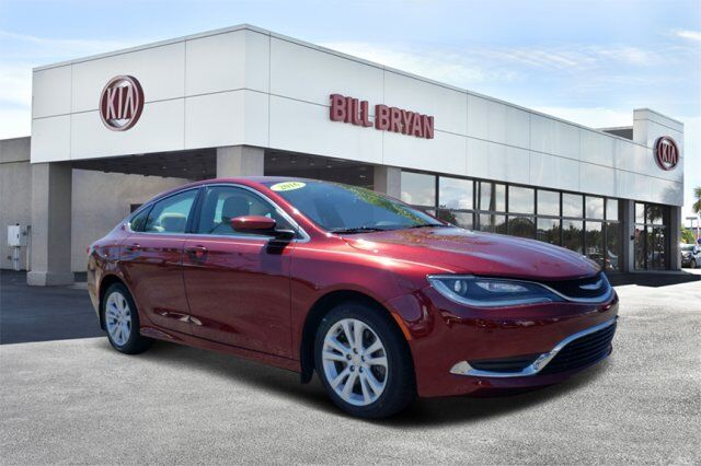 2016 Chrysler 200 Limited Leesburg FL