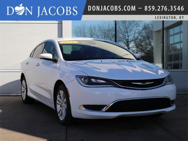 2016 Chrysler 200 Limited Lexington KY