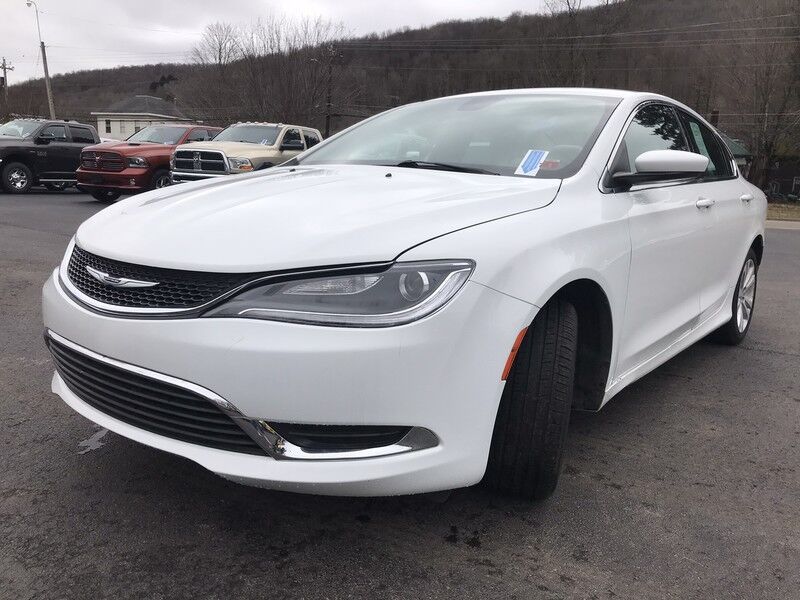 2016 Chrysler 200 Limited Little Valley NY