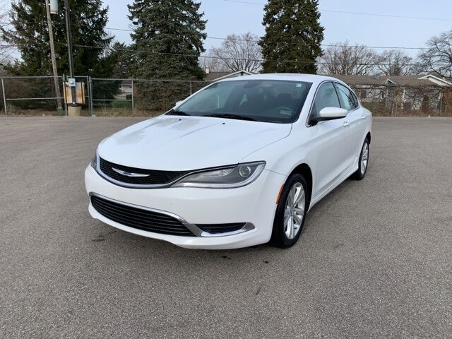 2016 Chrysler 200 Limited Marion OH