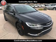 2016_Chrysler_200_Limited_ Mesa AZ