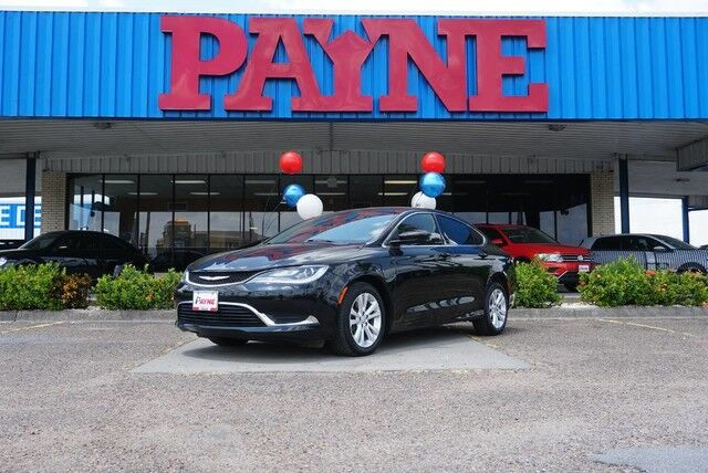 2016 Chrysler 200 Limited Mission TX