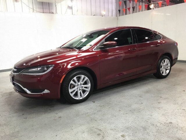 2016 Chrysler 200 Limited Oroville CA
