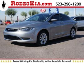 2016_Chrysler_200_Limited_ Phoenix AZ