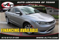 2016_Chrysler_200_Limited_ Plano TX