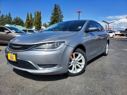 2016_Chrysler_200_Limited_ Pocatello and Blackfoot ID