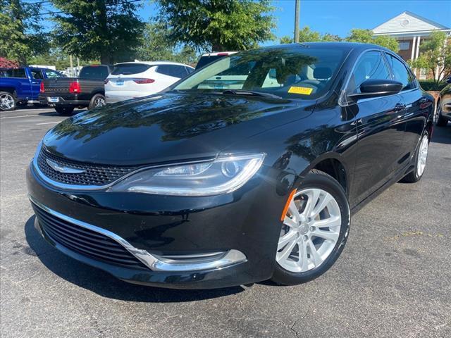 2016 Chrysler 200 Limited Raleigh NC