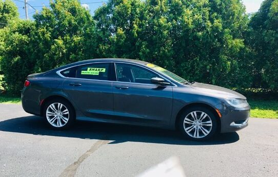 2016 Chrysler 200 Limited Richmond IN