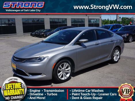 2016_Chrysler_200_Limited_ Salt Lake City UT