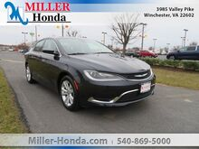 2016_Chrysler_200_Limited_ Winchester VA