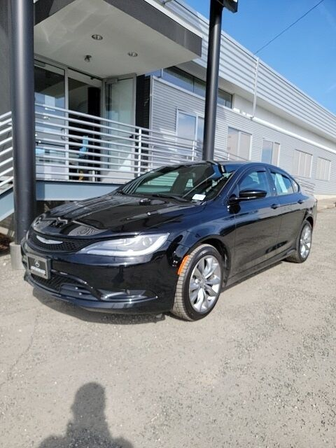 2016 Chrysler 200 S Anchorage AK
