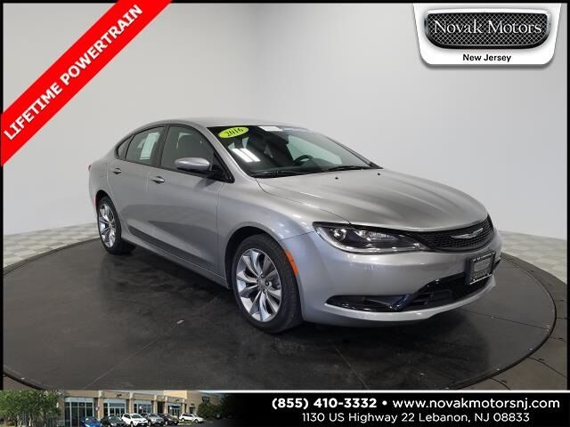 2016 Chrysler 200 S Lebanon NJ