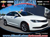 2016 Chrysler 200 S Miami Lakes FL