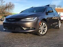 2016_Chrysler_200_S_ Raleigh NC