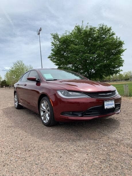 2016 Chrysler 200 S Santa Fe NM