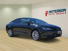 2016_Chrysler_200_S***ONE OWNER***CLEAN CARFAX***LEATHER***_ Wichita Falls TX