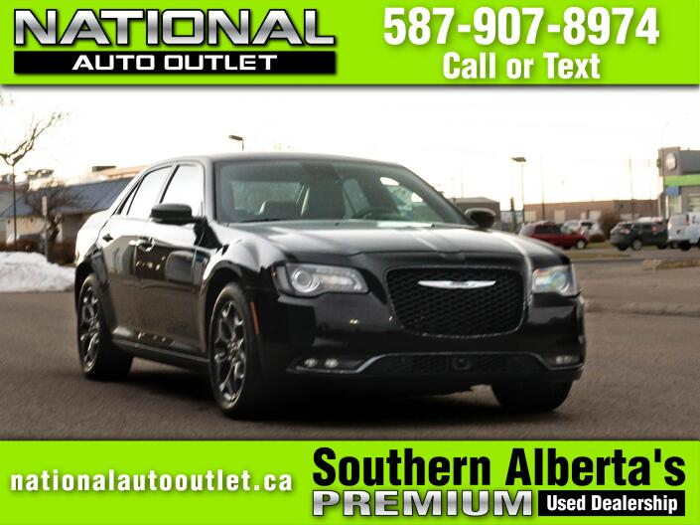 2016 Chrysler 300 300S Lethbridge AB