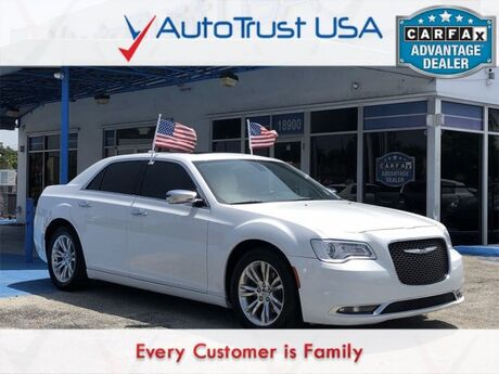 2016 Chrysler 300 Base Miami FL