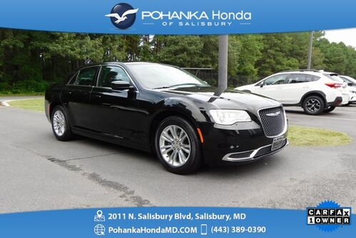 2016_Chrysler_300_Limited ** NAVI & REAR VIEW CAMERA ** ONE OWNER **_ Salisbury MD