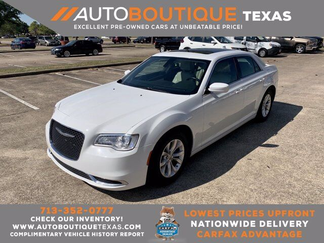 2016 Chrysler 300 Limited Houston TX
