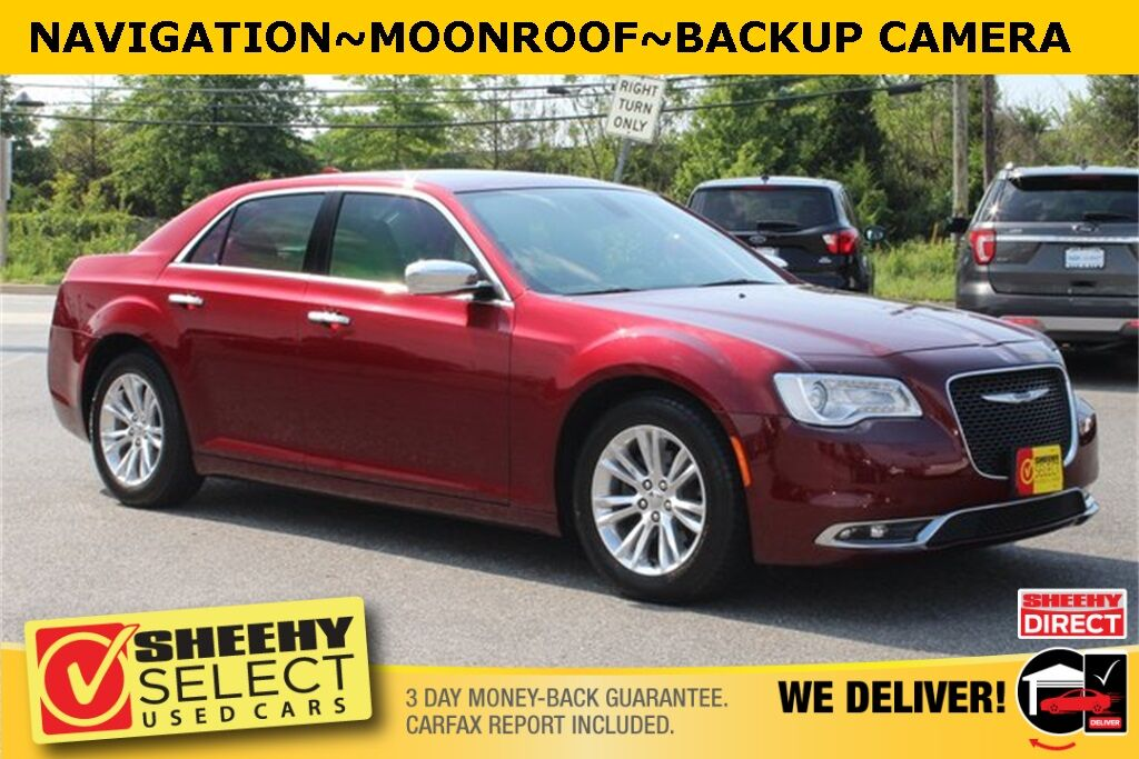 2016 Chrysler 300C Base Suitland MD