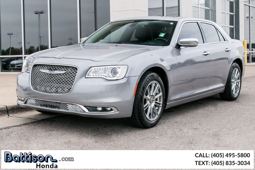 2016_Chrysler_300C_Base_ Oklahoma City OK