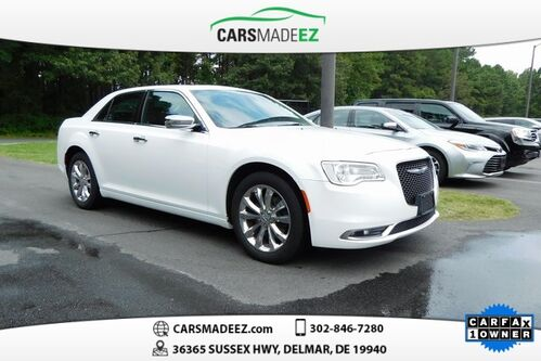 2016_Chrysler_300C_Base_ Salisbury MD