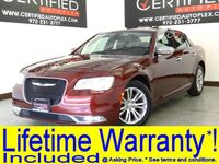 Chrysler 300C C NAVIGATION PANORAMIC ROOF REAR CAMERA HEATED COOLED LEATHER SEATS APPLE C 2016
