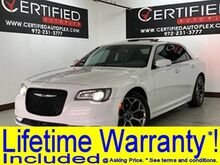 2016_Chrysler_300S_5.7L V8 NAVIGATION PANORAMIC ROOF BLIND SPOT ASSIST DYNAMIC CRUISE CONTRO_ Carrollton TX