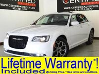 Chrysler 300S V6 AWD NAVIGATION PANORAMA LEATHER HEATED SEATS REAR CAMERA BLUETOOTH BEATS 2016