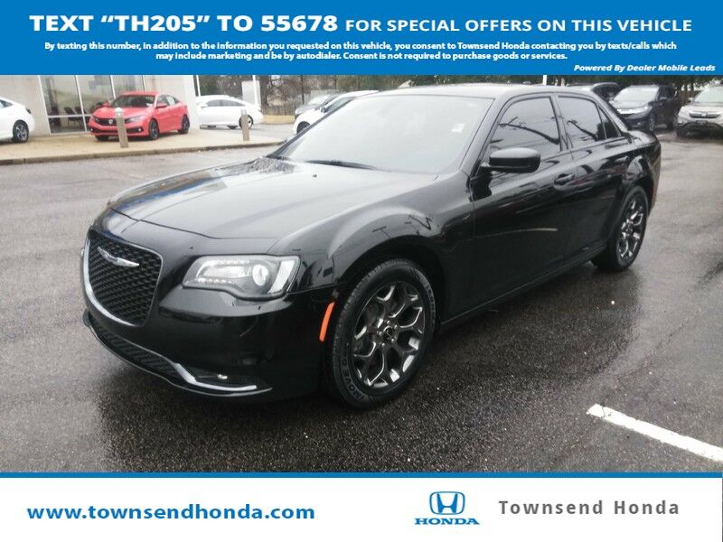 2016 Chrysler No Model 300S 3.6L V6 Tuscaloosa AL