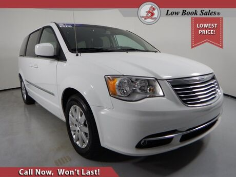 2016 Chrysler TOWN & COUNTRY Touring Salt Lake City UT