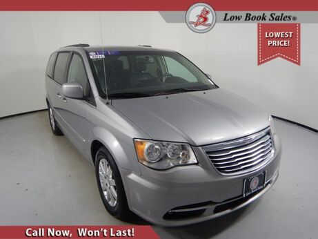 2016_Chrysler_TOWN & COUNTRY_Touring_ Salt Lake City UT