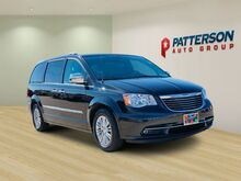 2016_Chrysler_Town & Country_4DR WGN LIMITED_ Wichita Falls TX