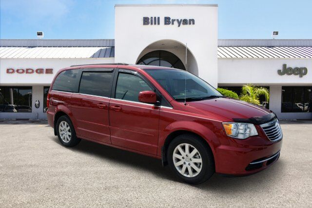 2016 Chrysler Town & Country 4DR WGN LX Leesburg FL