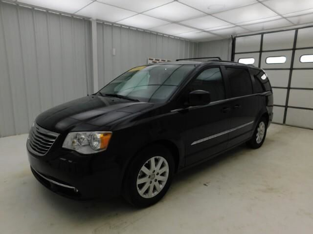 2016 Chrysler Town & Country 4dr Wgn Touring Manhattan KS