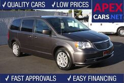 2016_Chrysler_Town & Country_LX_ Fremont CA