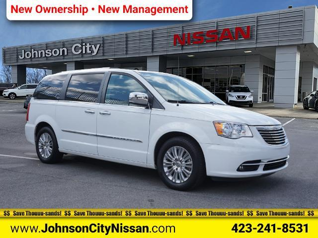 2016 Chrysler Town & Country Limited Johnson City TN