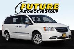 2016_Chrysler_Town & Country_Limited_ Roseville CA