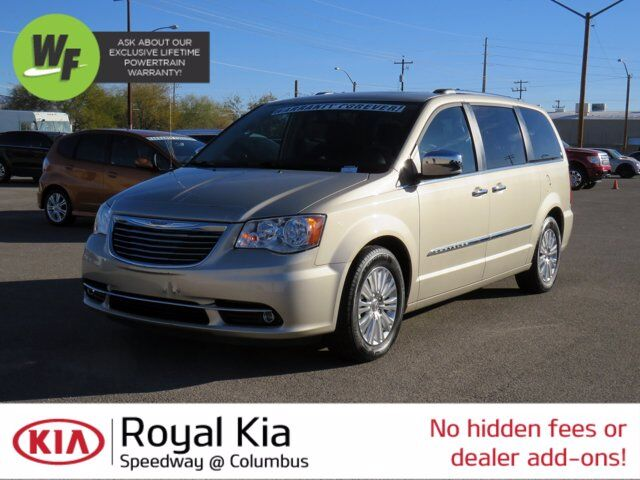 2016 Chrysler Town & Country Limited Tucson AZ